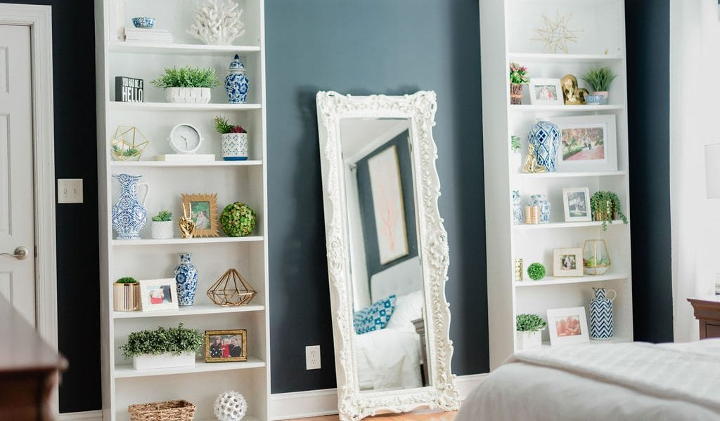 At Home: Master Bedroom Tour